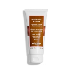 Sisley - Super Soin Solaire Crème Soyeuse Corps SPF 30