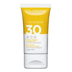 Clarins-Creme Solaire Dry Touch SPF30