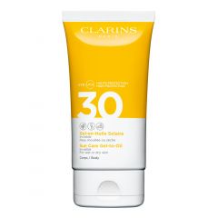 Clarins-Gel en Huile Solaire Corps SPF30