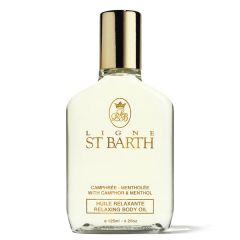 Ligne St Barth - Relaxing Body Oil with Camphor and Menthol