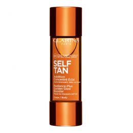 Clarins-Self Tanning Golden Glow Booster Body