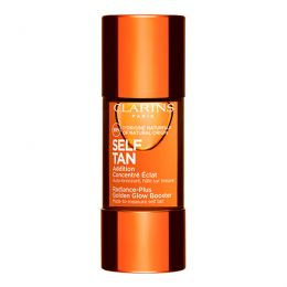 Clarins-Self Tanning Golden Glow Booster Face