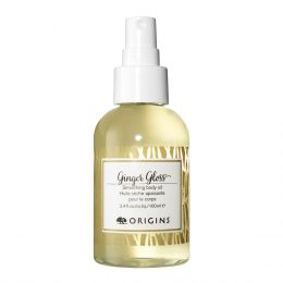 Origins- Ginger Gloss Smooting Body Oil